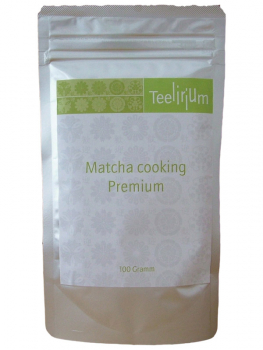 Organic Matcha Cooking Premium XL