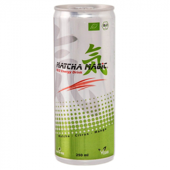 Matcha Energy Drink, bio
