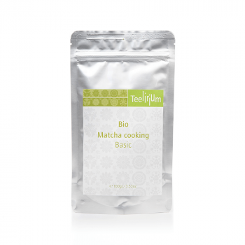 Organic Matcha Cooking Basic - Pouch