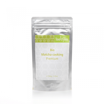 Organic Matcha Cooking Premium - Pouch